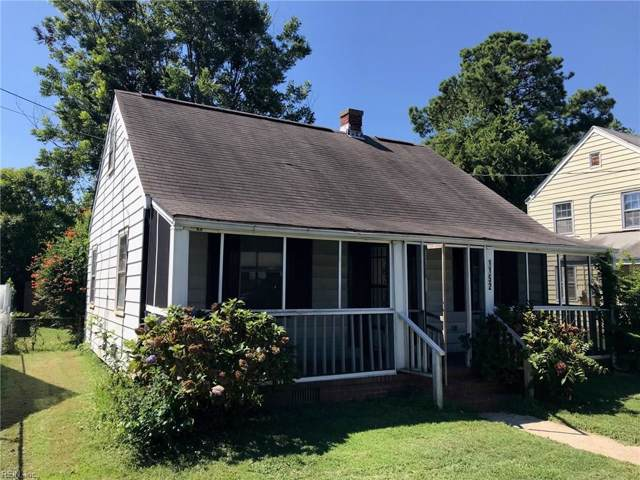 1152 18th St, Newport News, VA 23607 (#10271668) :: Berkshire Hathaway HomeServices Towne Realty