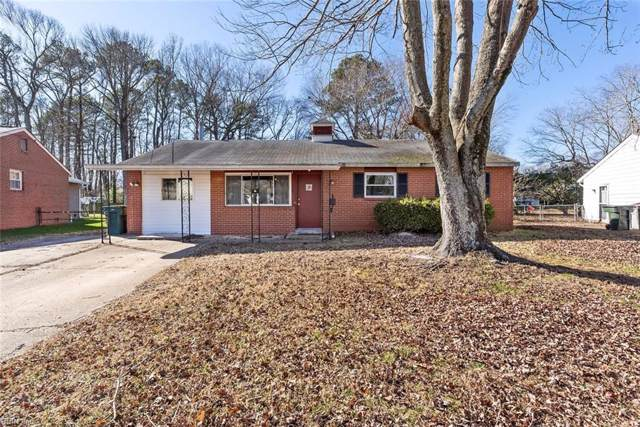 126 Fort Worth St, Hampton, VA 23669 (#10271724) :: Abbitt Realty Co.