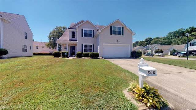 800 Wyemouth Dr, Newport News, VA 23602 (#10271852) :: Berkshire Hathaway HomeServices Towne Realty