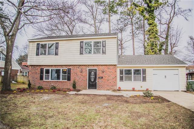 17 Admiral Ct, Hampton, VA 23669 (#10271879) :: Abbitt Realty Co.