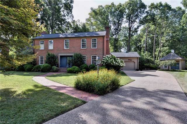 9 Butler Pl, Newport News, VA 23606 (MLS #10272049) :: AtCoastal Realty