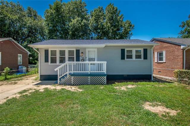 819 Fairland Ave, Hampton, VA 23661 (#10272108) :: Abbitt Realty Co.