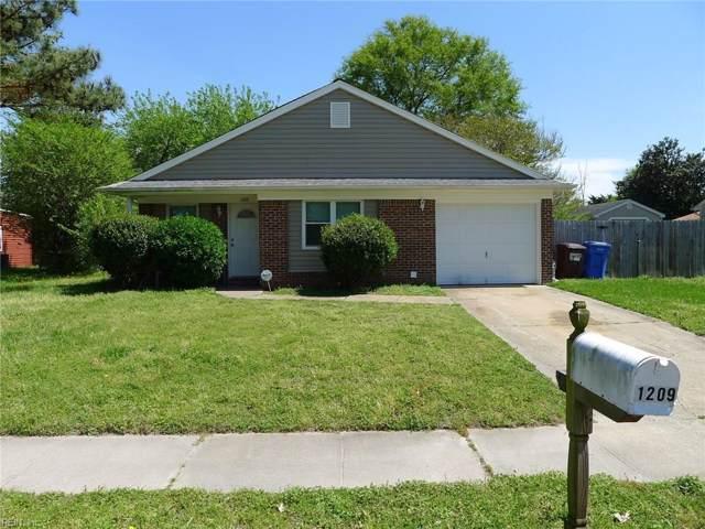 1209 Dragon Ln, Chesapeake, VA 23323 (#10272162) :: Berkshire Hathaway HomeServices Towne Realty