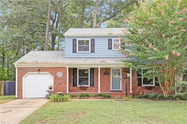 109 Huxley Pl, Newport News, VA 23606 (MLS #10272167) :: Chantel Ray Real Estate