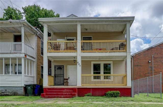 827 W 28th St, Norfolk, VA 23508 (#10272236) :: Abbitt Realty Co.