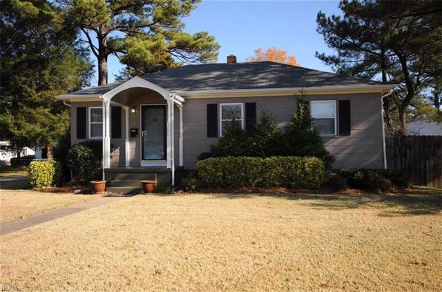 101 Ashburn Rd, Portsmouth, VA 23702 (MLS #10272317) :: Chantel Ray Real Estate