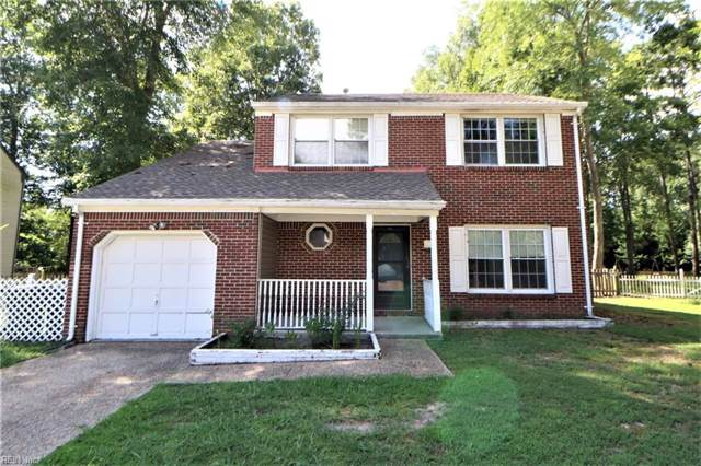 914 Belvoir Cir, Newport News, VA 23608 (#10272347) :: Abbitt Realty Co.