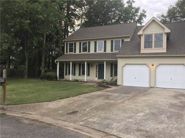 4609 Birsay Ct, Chesapeake, VA 23321 (MLS #10272369) :: Chantel Ray Real Estate
