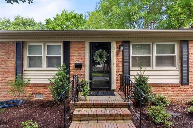 17 Neff Dr, Hampton, VA 23669 (MLS #10272445) :: Chantel Ray Real Estate