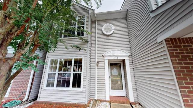 413 Woodview Ln, Hampton, VA 23666 (#10272490) :: Atkinson Realty