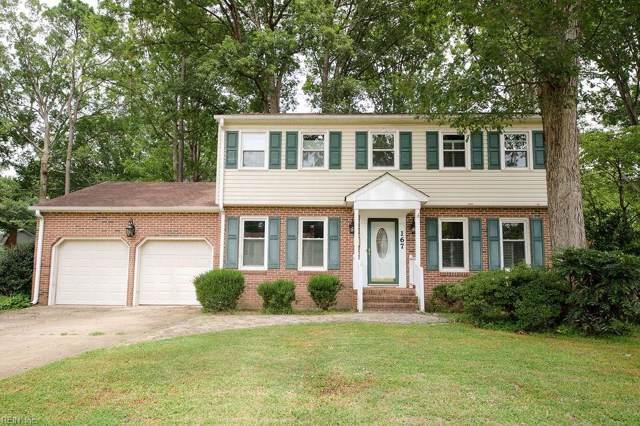 167 Carnegie Dr, Newport News, VA 23606 (MLS #10272539) :: Chantel Ray Real Estate