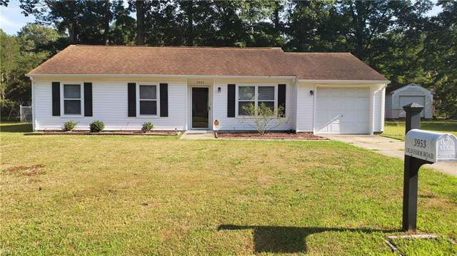 3953 Old Farm Rd, Portsmouth, VA 23703 (MLS #10272546) :: Chantel Ray Real Estate