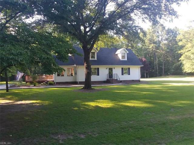 26211 Hanging Tree Rd, Southampton County, VA 23837 (#10272682) :: The Kris Weaver Real Estate Team