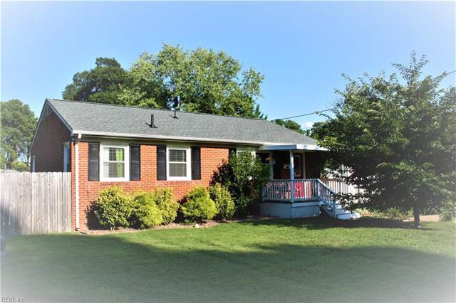 6 Gregson Ct, Hampton, VA 23666 (#10272690) :: Abbitt Realty Co.