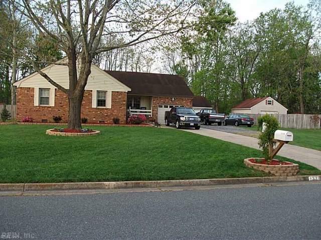 1328 Teresa Dr, Chesapeake, VA 23322 (#10272780) :: Abbitt Realty Co.