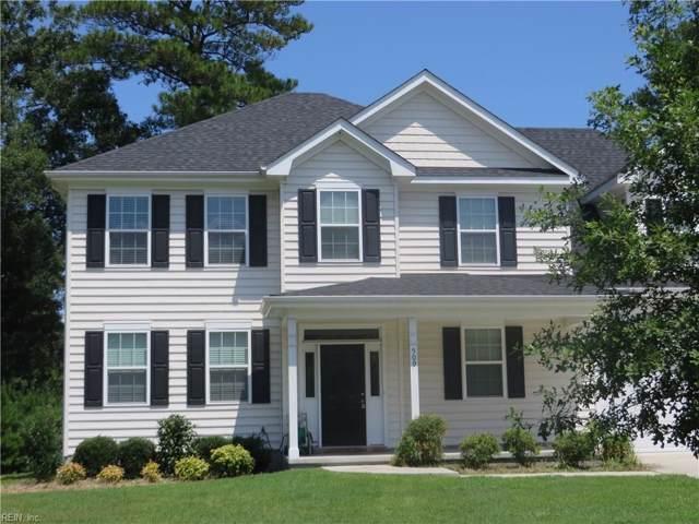 509 Gills Pl, Virginia Beach, VA 23464 (#10273001) :: Berkshire Hathaway HomeServices Towne Realty