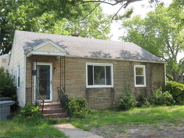 13 W Bayberry Ct, Hampton, VA 23669 (#10273022) :: RE/MAX Alliance
