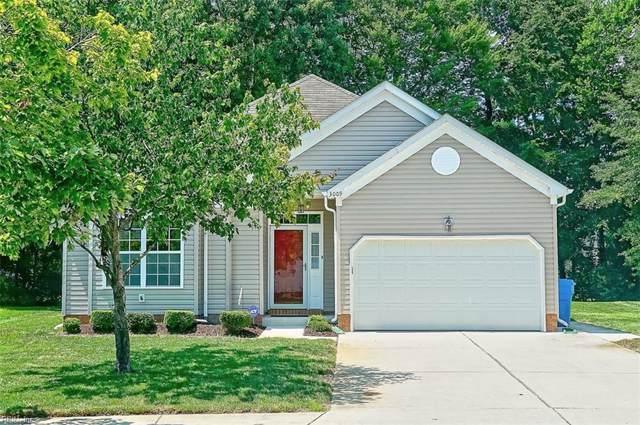 3009 Hemingway Rd, Virginia Beach, VA 23456 (#10273094) :: The Kris Weaver Real Estate Team