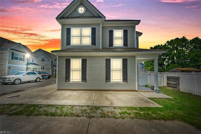 5504 Sadie Ln, Virginia Beach, VA 23462 (#10273229) :: The Kris Weaver Real Estate Team