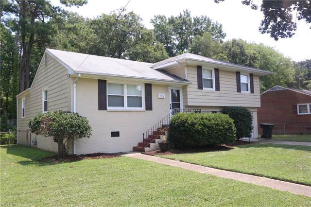 706 Arlington Ter, Hampton, VA 23666 (#10274438) :: Abbitt Realty Co.
