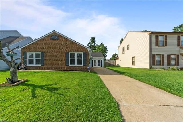 1492 Collingswood Trl, Virginia Beach, VA 23464 (#10274530) :: Berkshire Hathaway Home Services