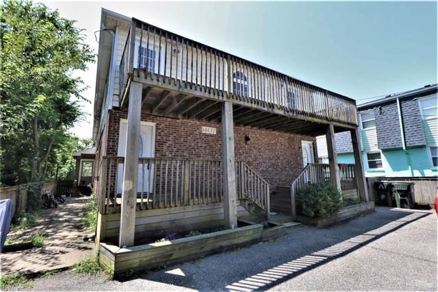 1407 Ocean View Ave W B, Norfolk, VA 23503 (#10274671) :: Berkshire Hathaway Home Services