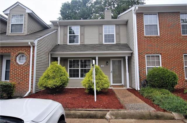 10 Tall Tree Pl, Hampton, VA 23666 (#10274695) :: Atkinson Realty