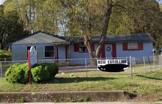 1416 Todds Ln, Hampton, VA 23666 (#10274719) :: Abbitt Realty Co.