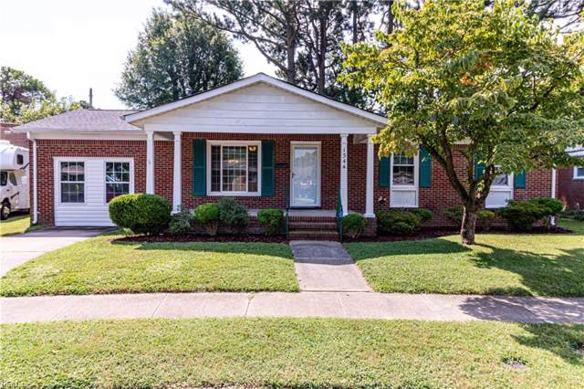 1344 Carlton Ct, Norfolk, VA 23503 (MLS #10274823) :: Chantel Ray Real Estate