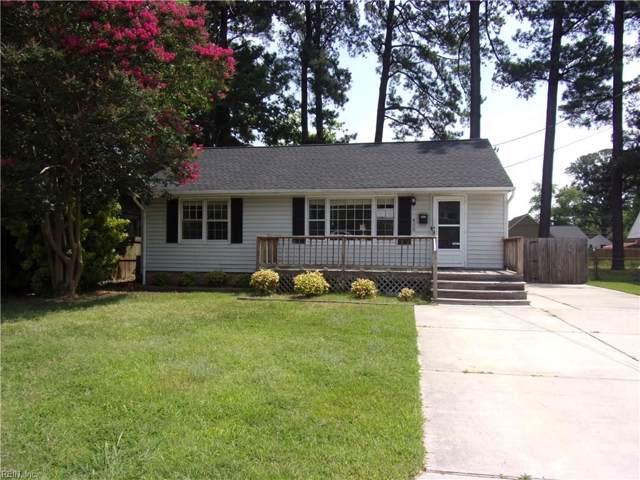 408 Tyler Ave, Newport News, VA 23601 (#10274926) :: Austin James Realty LLC