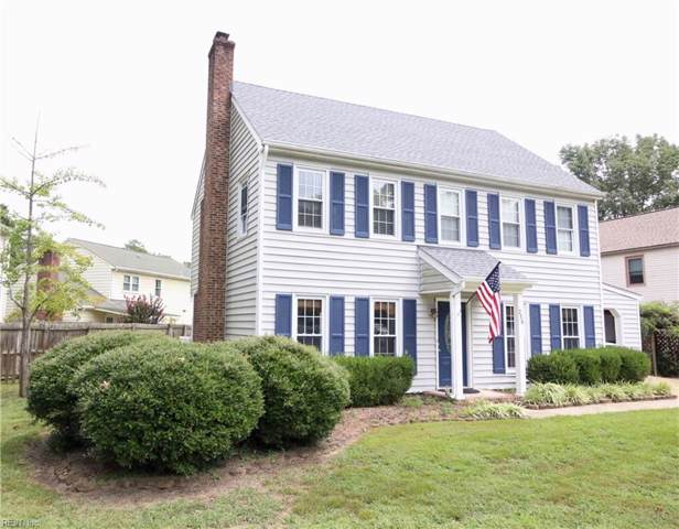 258 Castle Keep Ct, Newport News, VA 23608 (#10274941) :: Abbitt Realty Co.