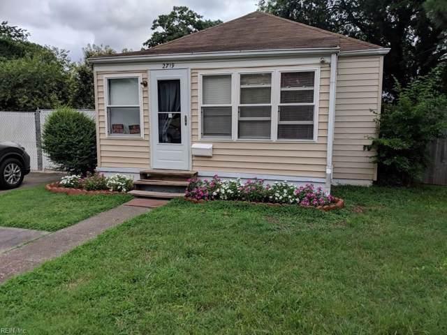 2719 Magnolia St, Portsmouth, VA 23704 (#10274960) :: Abbitt Realty Co.