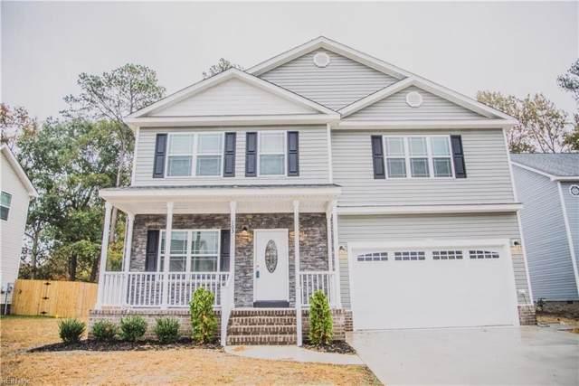 337 Darby Ave, Hampton, VA 23663 (#10275070) :: Abbitt Realty Co.