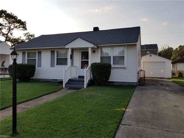 1828 N Lakeland Dr, Norfolk, VA 23518 (#10275119) :: Berkshire Hathaway HomeServices Towne Realty