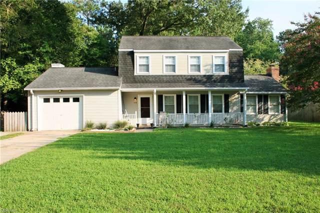 110 Wichita Ln, York County, VA 23188 (#10275200) :: Abbitt Realty Co.