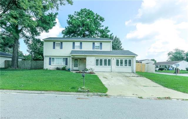 864 Parapet Rd, Chesapeake, VA 23323 (#10275205) :: Kristie Weaver, REALTOR