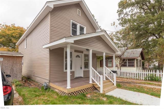8911 London St, Norfolk, VA 23503 (#10275488) :: Abbitt Realty Co.