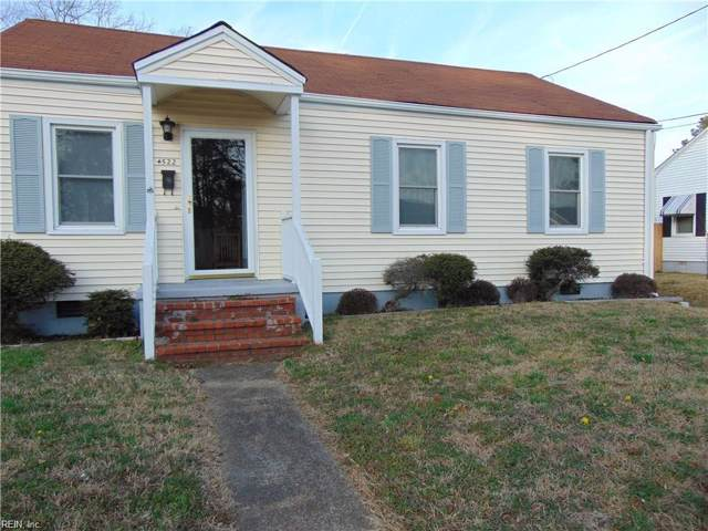 4522 Portsmouth Blvd, Portsmouth, VA 23701 (MLS #10275548) :: Chantel Ray Real Estate