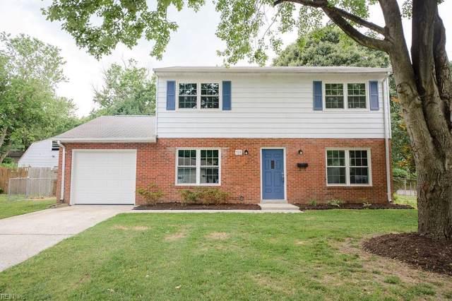 319 Marlboro Rd, Newport News, VA 23602 (#10275566) :: Abbitt Realty Co.