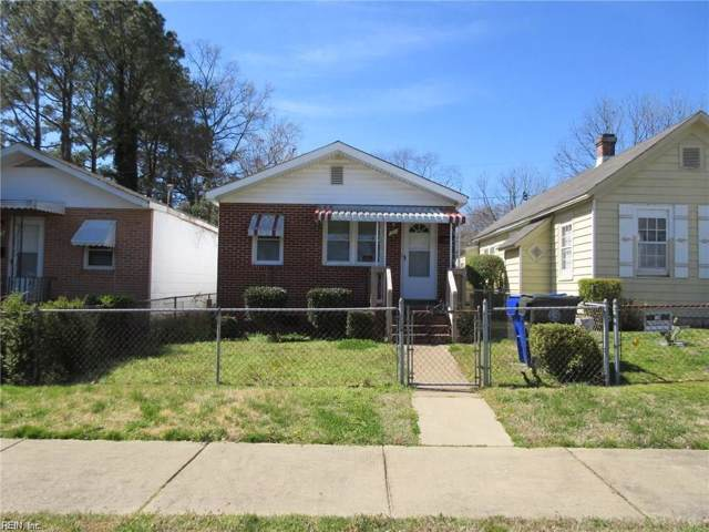 51 Poplar Ave, Newport News, VA 23607 (#10275578) :: Momentum Real Estate