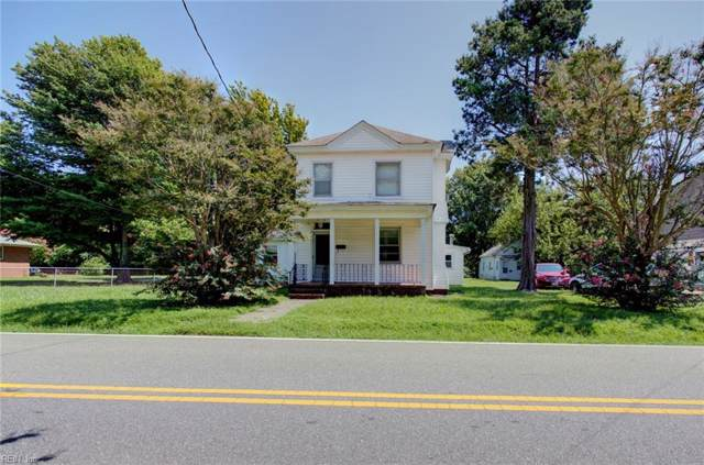 1210 Old Buckroe Rd, Hampton, VA 23663 (#10275646) :: Kristie Weaver, REALTOR