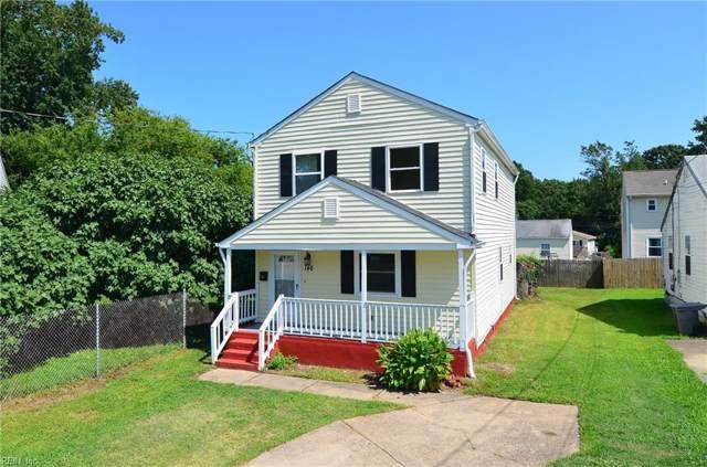 146 Woodland Rd, Hampton, VA 23663 (#10275656) :: Kristie Weaver, REALTOR