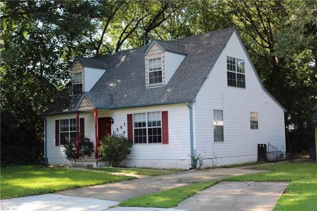 1341 Maplewood Ave, Norfolk, VA 23503 (MLS #10275846) :: Chantel Ray Real Estate