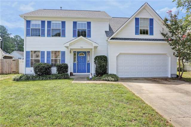 786 Wilderness Way, Newport News, VA 23608 (#10275918) :: Abbitt Realty Co.