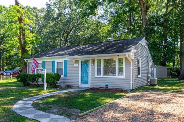 308 Pine Grove Ave, Hampton, VA 23669 (#10275923) :: Rocket Real Estate