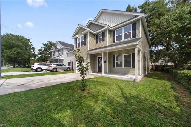 4126 Everett St, Chesapeake, VA 23324 (#10275928) :: Abbitt Realty Co.