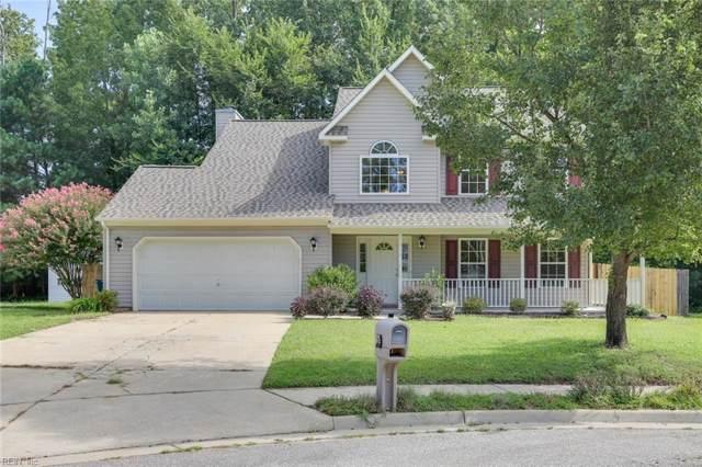 27 Gallaer Ct, Hampton, VA 23666 (MLS #10276039) :: Chantel Ray Real Estate