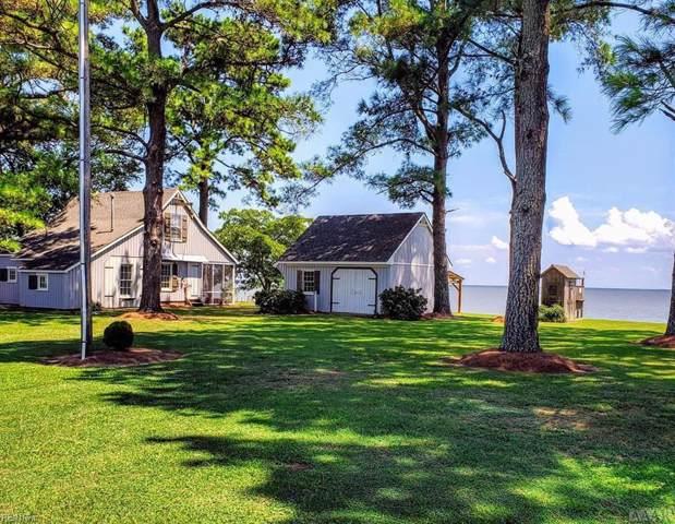 122 Soundside Dr, Perquimans County, NC 27944 (MLS #10276137) :: Chantel Ray Real Estate