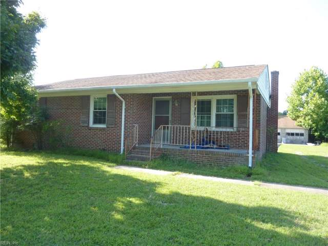 21468 Black Creek Rd, Southampton County, VA 23851 (#10276258) :: The Kris Weaver Real Estate Team
