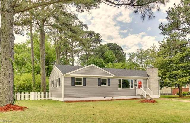 5437 Sunnywood Dr, Virginia Beach, VA 23455 (#10276295) :: Abbitt Realty Co.